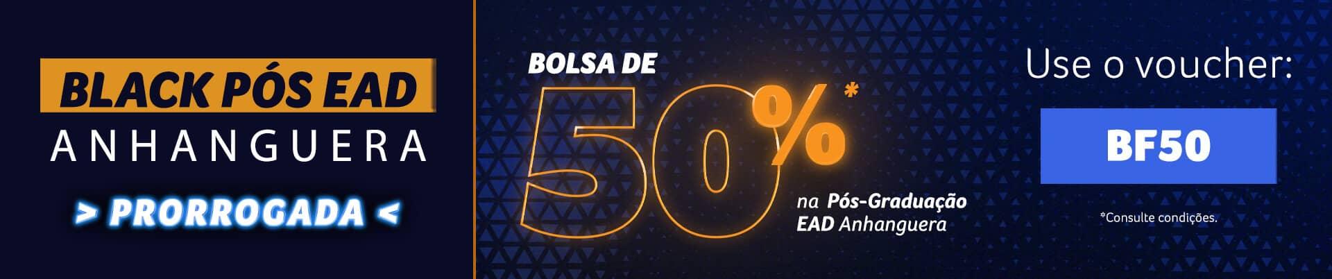 Banner BF Prorrogada 50
