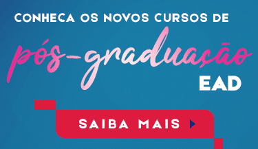 Conheça os novos cursos de Pós-Graduação EAD Unopar