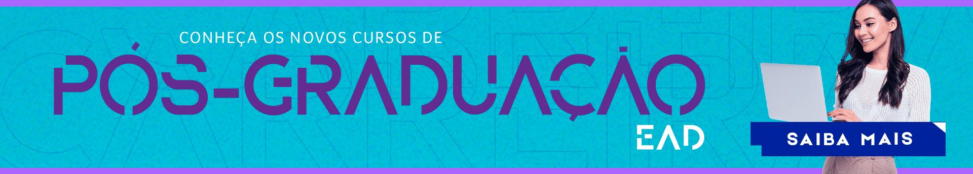 Unic: Conheça os novos cursos de Pós-Graduação EAD, saiba mais!