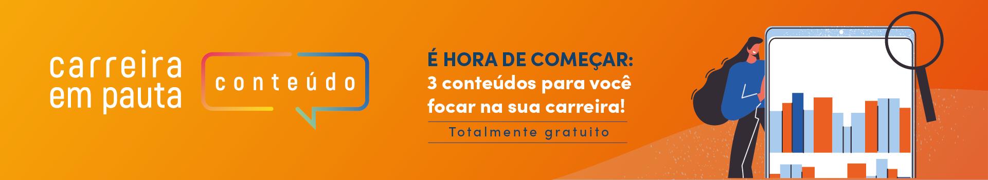 Carreira em Pauta: Um evento especial para você com informações imperdíveis de seu curso de Pós-Graduação!