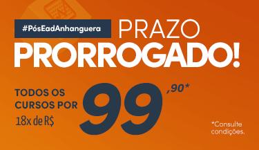 Pós-Graduação Anhanguera com Oferta Prorrogada: Matricule-se!